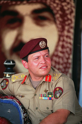 Abdullah II � King of Jordan