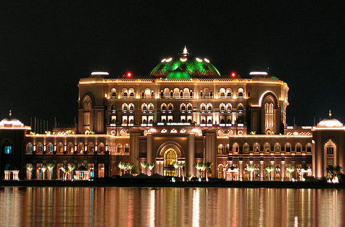 Emirates Palace, UAE